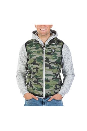 PODHIO GILET IN OVATTA DOWN IMITATION UOMO PODHIO | 38 | PD063844