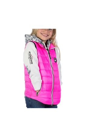 PODHIO GILET IN OVATTA DOWN IMITATION JUNIOR PODHIO | 38 | PD06881