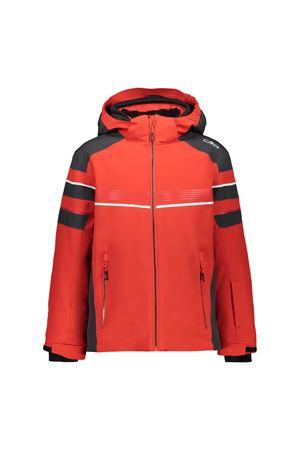 CMP boy jacket snaps hood CMP | 3 | 30W0014C580