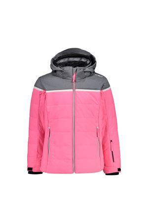 CMP girl jacket snaps hood CMP | 3 | 30W0235B351