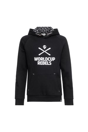 HEAD RACE REBELS Hoodie Junior HEAD | -108764232 | 826890BK