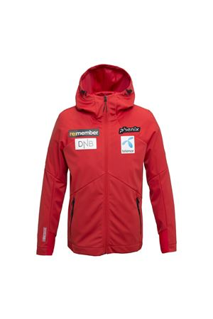 PHENIX NORWAY ALPINE TEAM SOFT SHELL JKT PHENIX | 5032248 | 872KT01XRD1