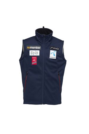 PHENIX NORWAY ALPINE TEAM SOFT SHELL VEST PHENIX | 38 | 872VE00XDN1