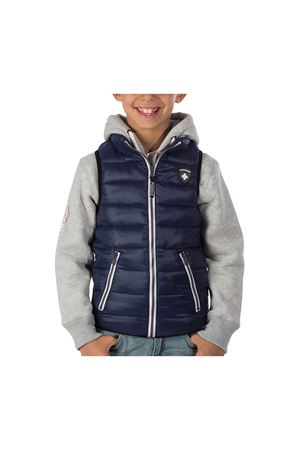 PODHIO GILET IN OVATTA DOWN IMITATION JUNIOR PODHIO | 38 | PD06822