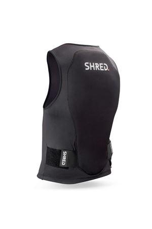 SHREDFLEXI BACK PROTECTOR VEST ZIP SHRED | 5032282 | BPFVZJ11