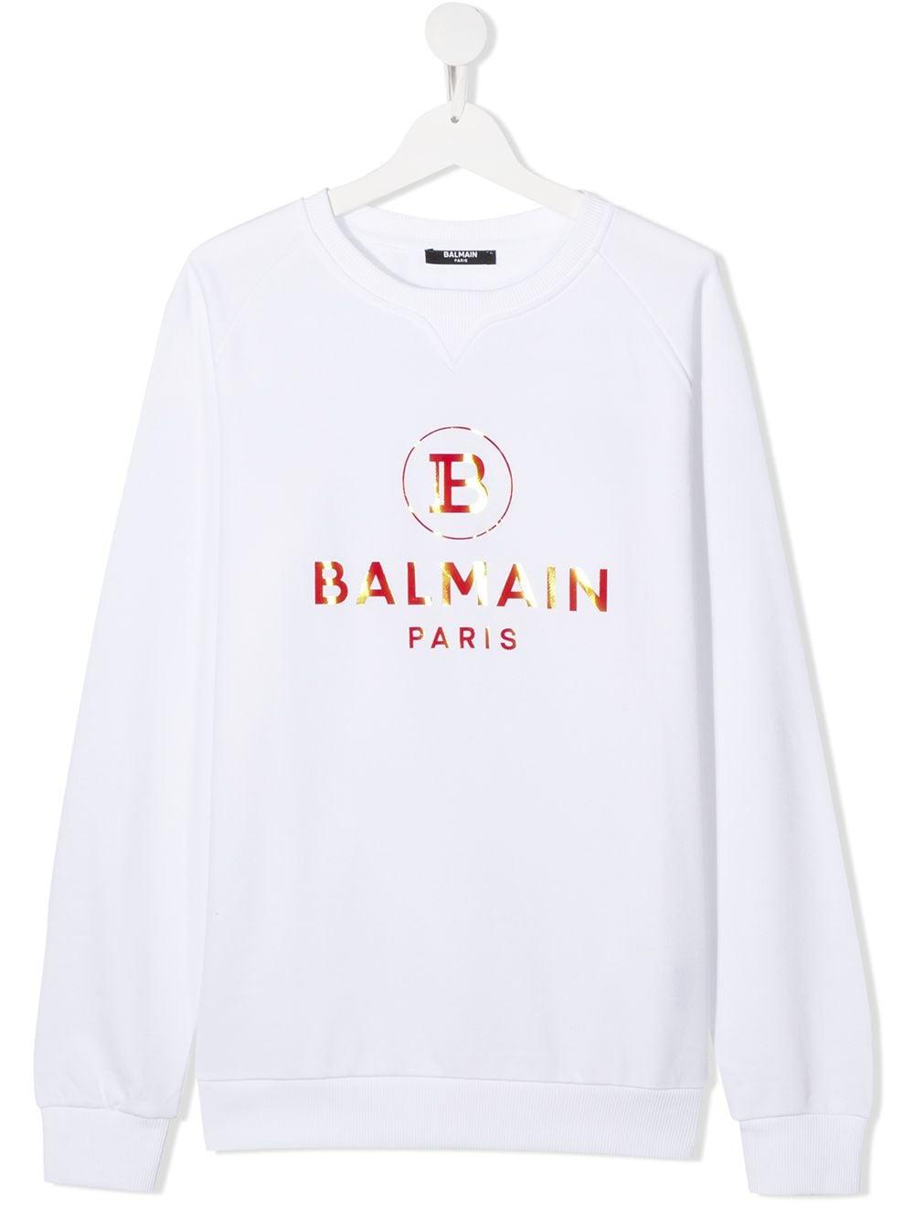 Balmain | Sweatshirt | 6N4660NX300100T