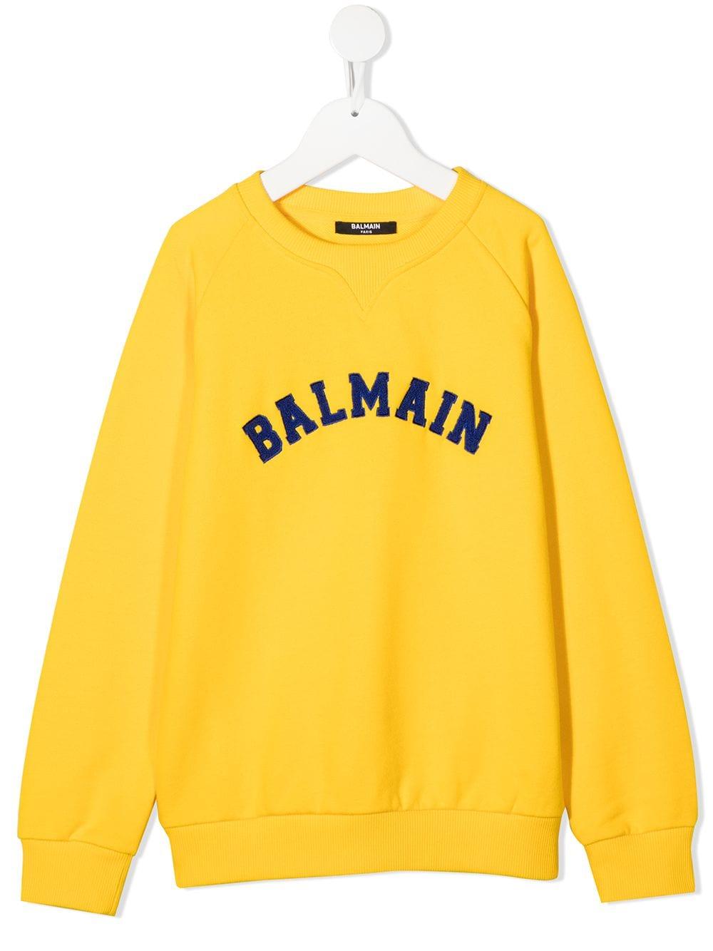 Balmain | Sweatshirt | 6N4690NX300201