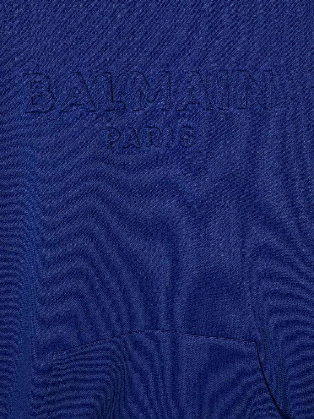 Balmain | Sweatshirt | 6N4700NX300616T