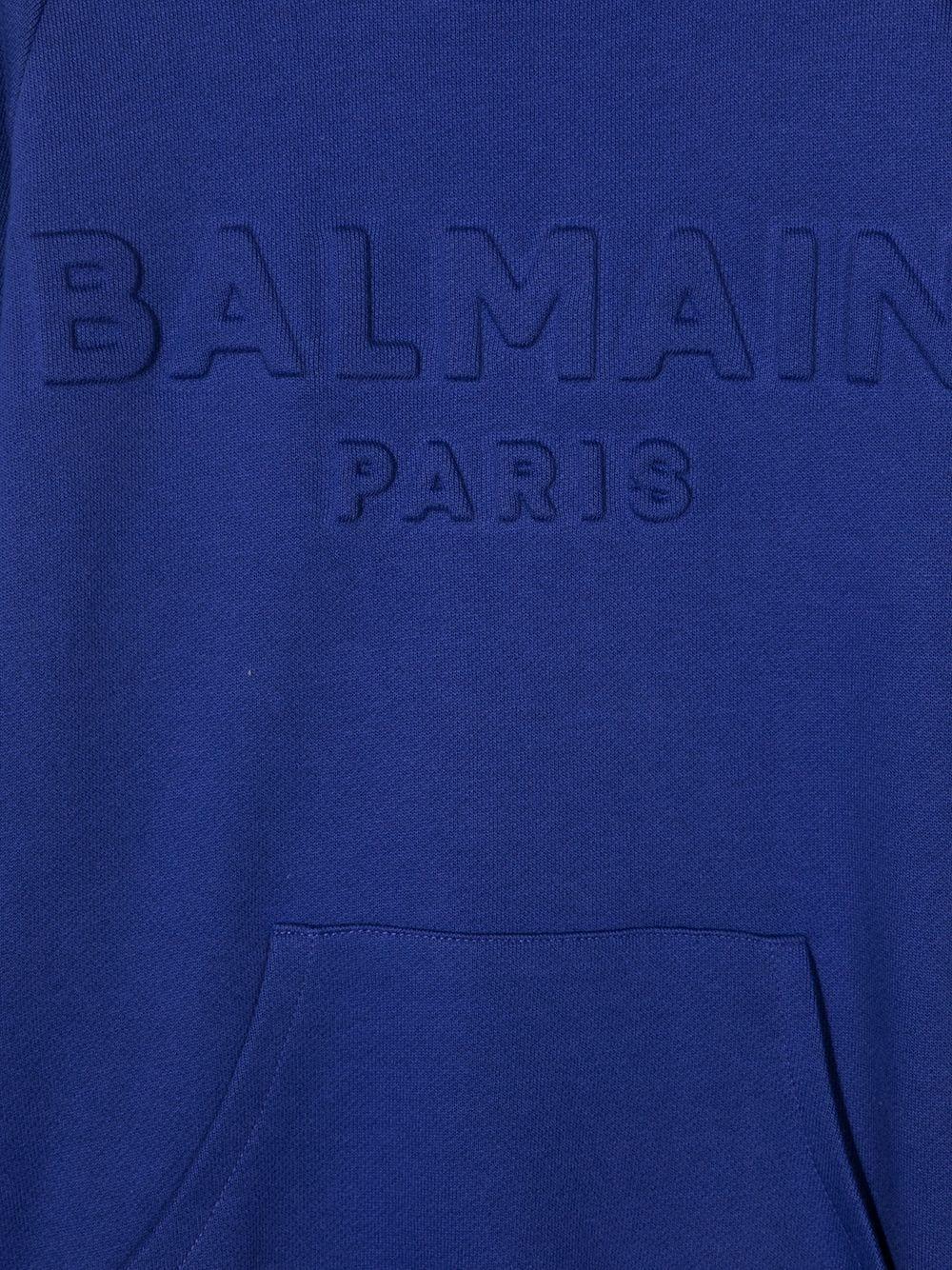 Balmain | Sweatshirt | 6N4700NX300616