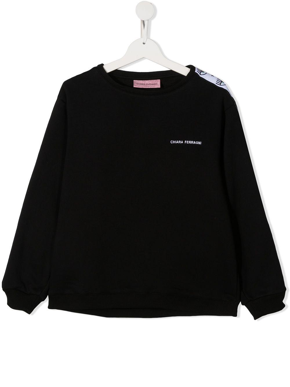 CHIARA FERRAGNI | Sweatshirt | CFK036NET