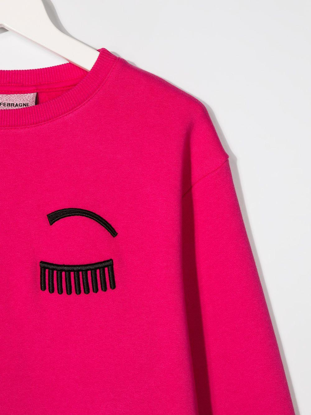CHIARA FERRAGNI | Sweatshirt | CFKF014FUT