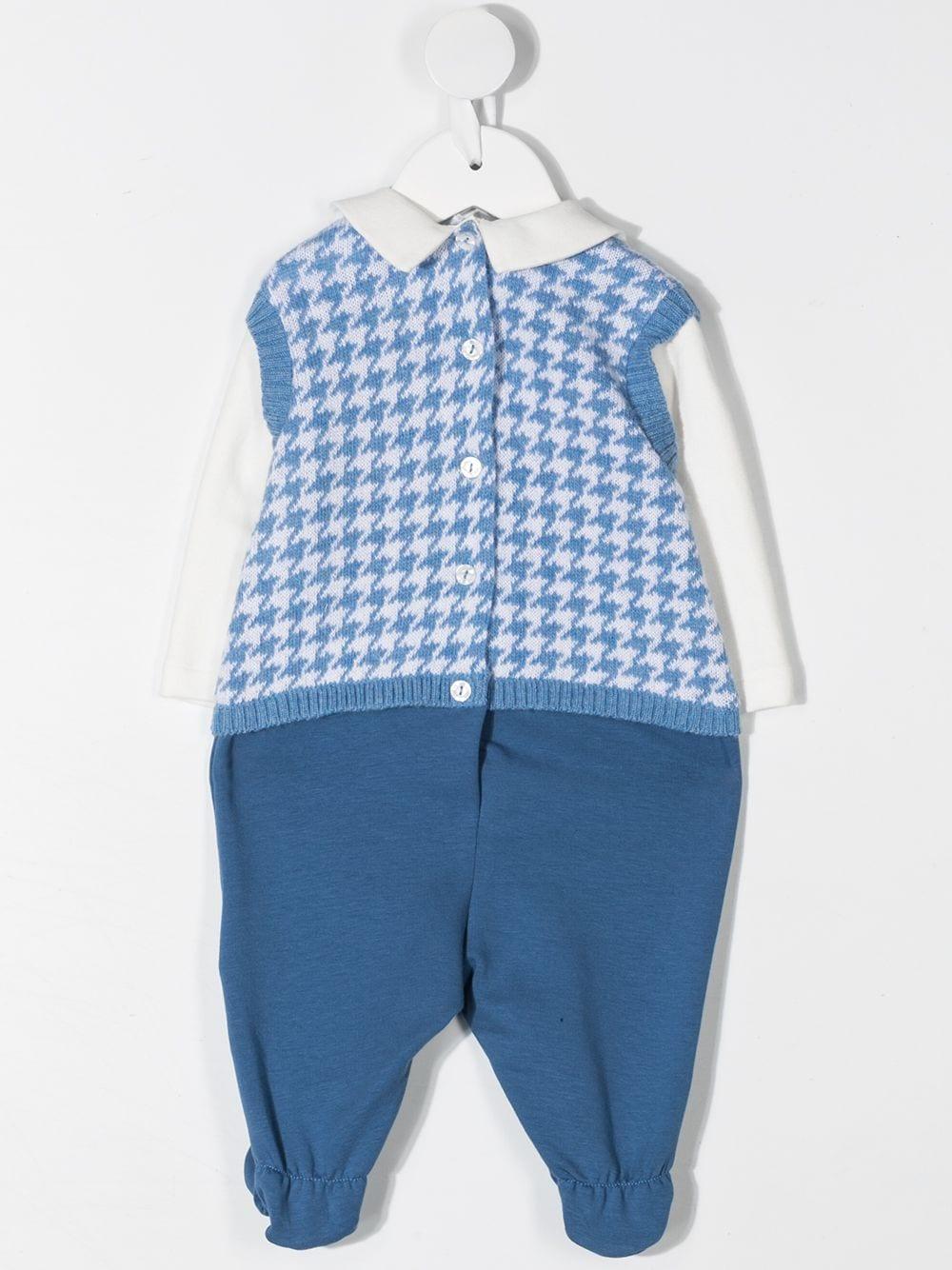 LE BEBE' | Mini Suit | LBB2872AZ
