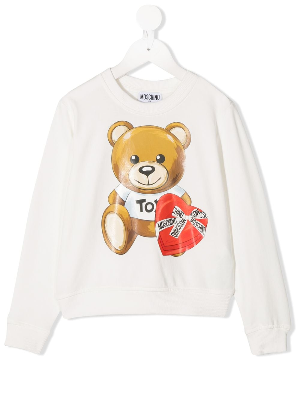 MOSCHINO KIDS | Sweatshirt | HDF02MLDA1610063