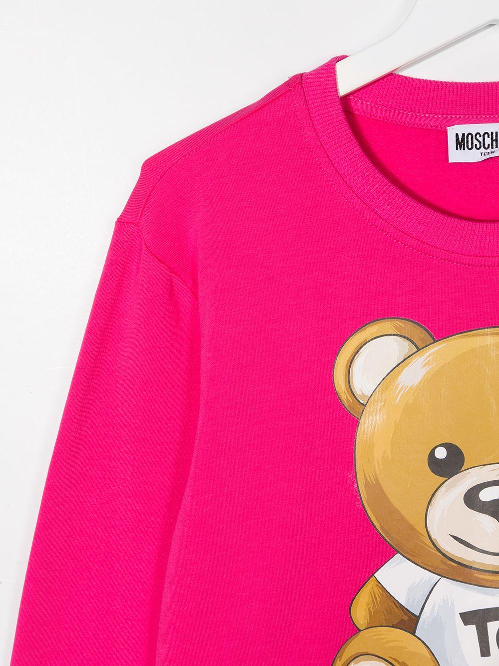 MOSCHINO KIDS | Sweatshirt | HDF02MLDA1650569T
