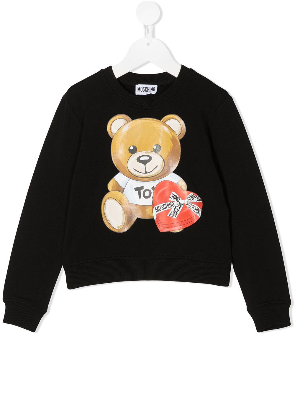MOSCHINO KIDS | Sweatshirt | HDF02MLDA1660100