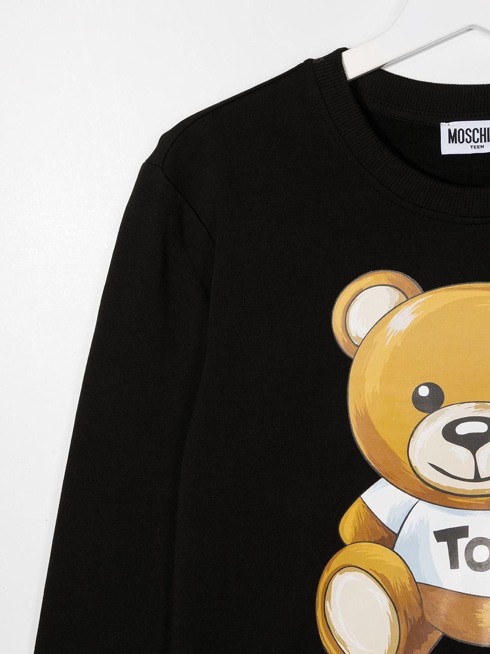 MOSCHINO KIDS | Sweatshirt | HDF02MLDA1660100T