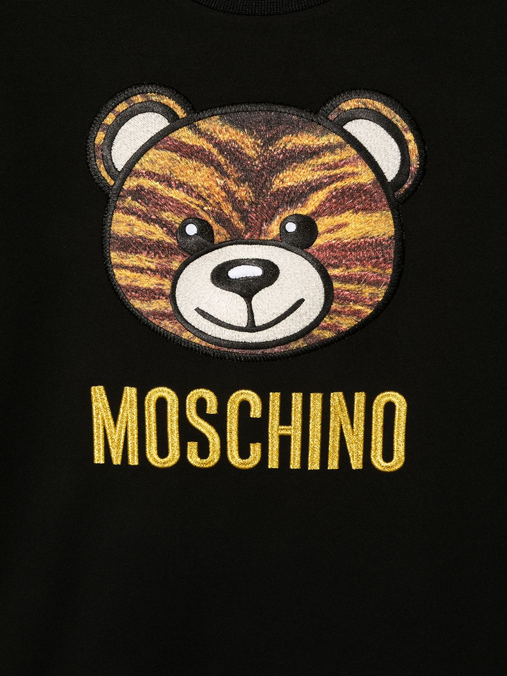 MOSCHINO KIDS | Sweatshirt | HDF02WLJA0260100T