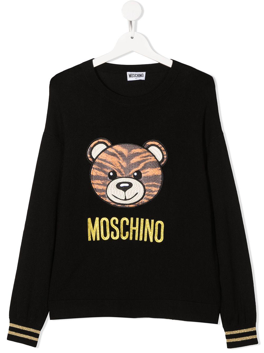MOSCHINO KIDS | Sweatshirt | HDW01DLHE1060100