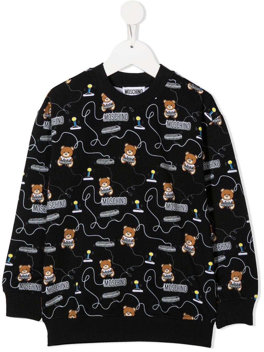 MOSCHINO KIDS | Sweatshirt | HNF02ZLDB4384449
