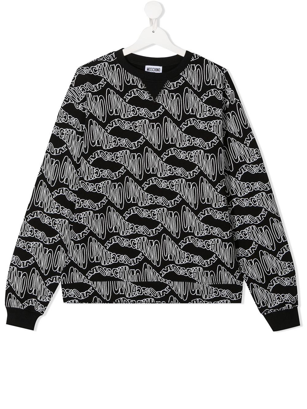 MOSCHINO KIDS | Sweatshirt | HUF03ULCB1483404T