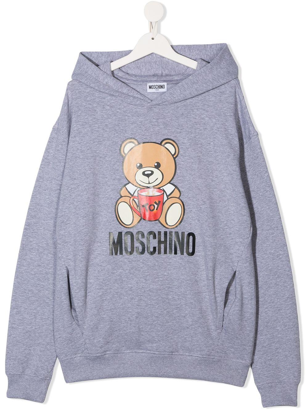 MOSCHINO KIDS | Felpa | HUF03XLDA1460901T
