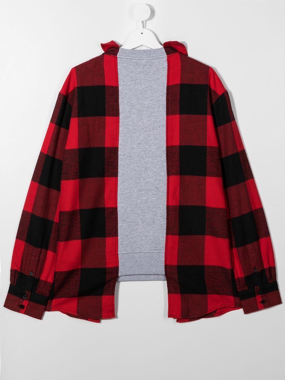 MOSCHINO KIDS   Sweatshirt   HUF04AN0Z0680462T