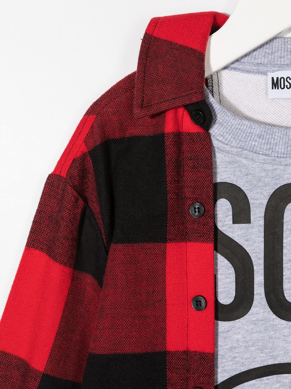 MOSCHINO KIDS   Sweatshirt   HUF04AN0Z0680462