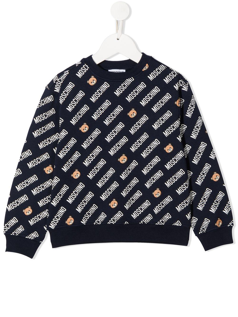 MOSCHINO KIDS | Sweatshirt | HUF04FLDB4583235
