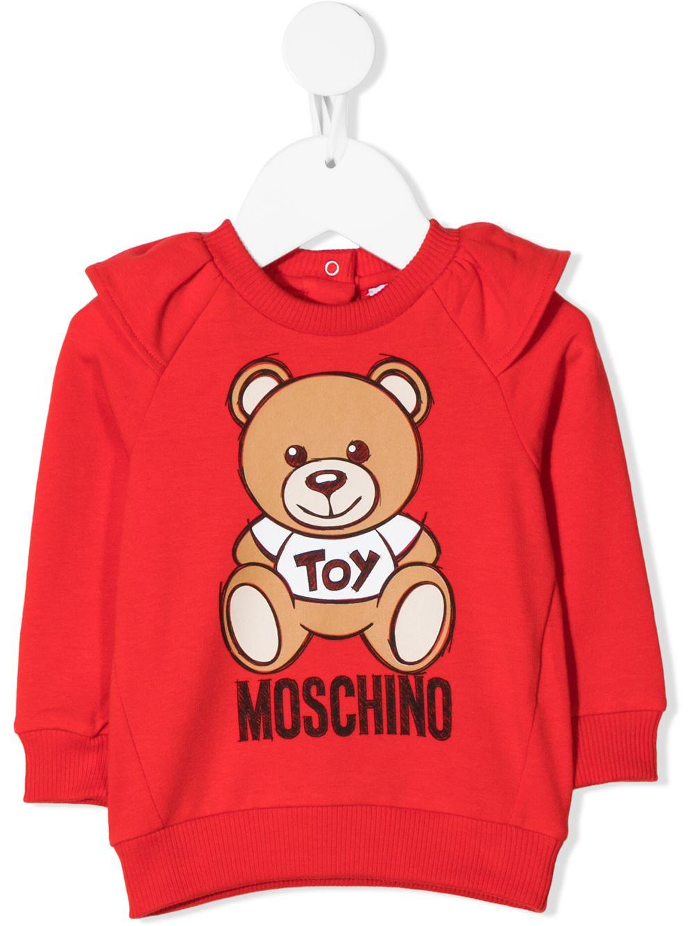 MOSCHINO KIDS | Felpa | MAF01KLDA1450109