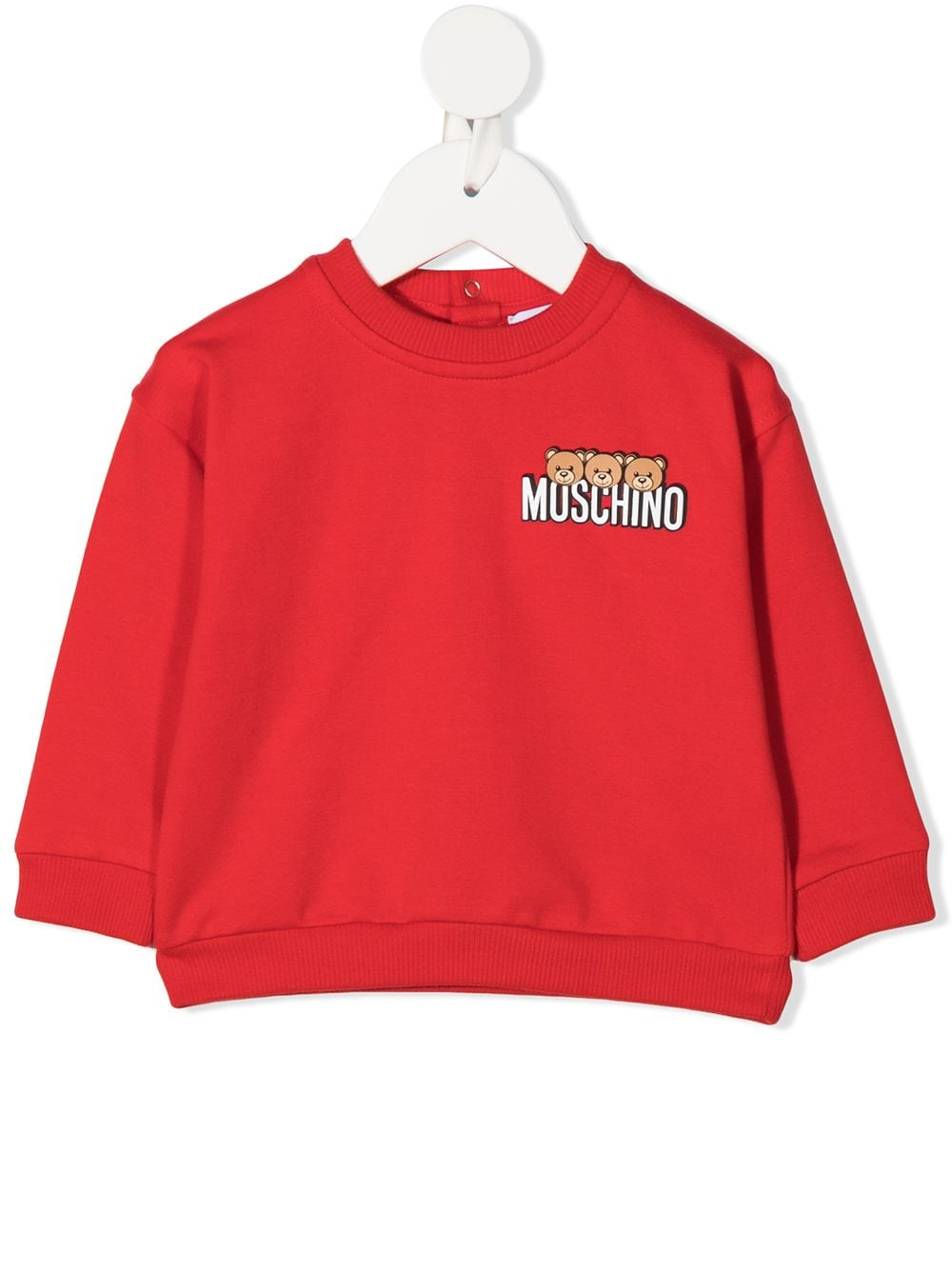 MOSCHINO KIDS | Felpa | MQF02ZLDA2250109