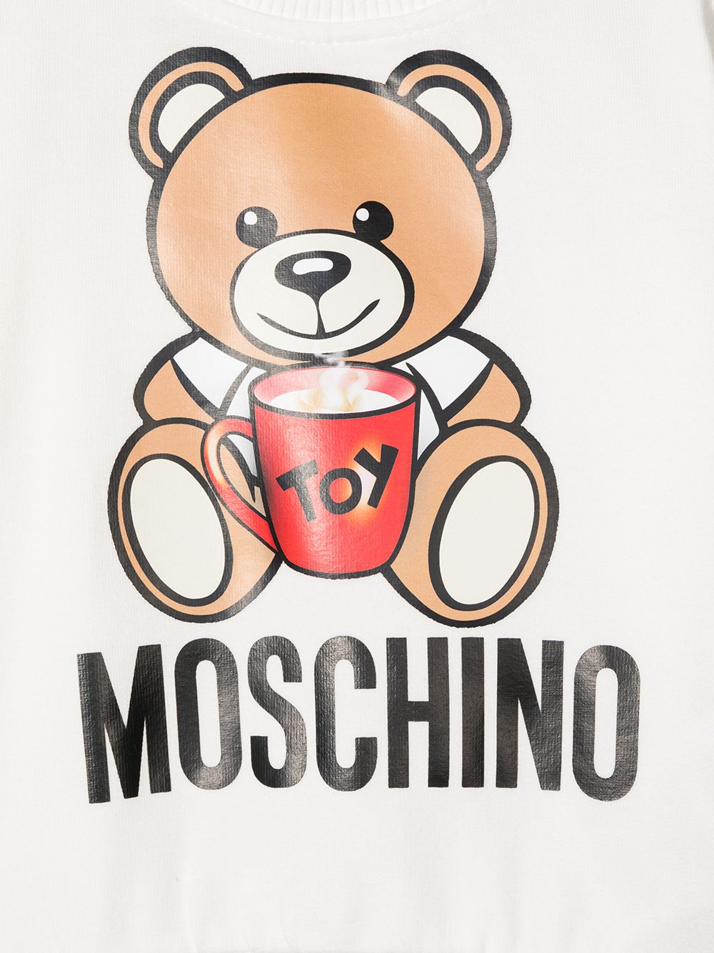 MOSCHINO KIDS | Sweatshirt | MQF03ELDA1410063