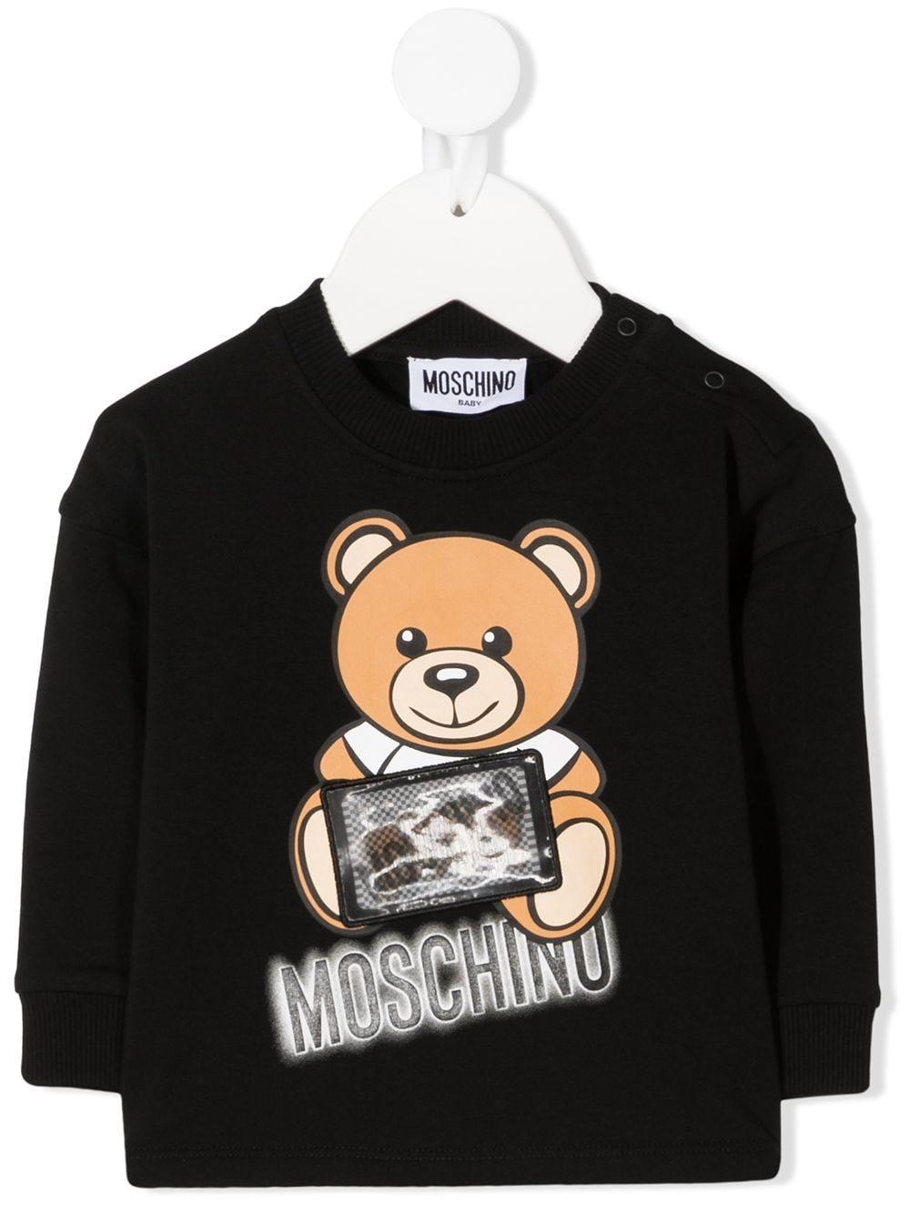 MOSCHINO KIDS | Felpa | MUF03ALDA1660100
