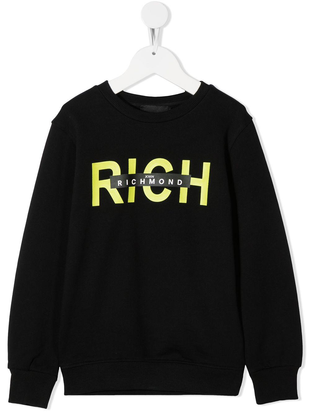 john richmond | Sweatshirt | RBA20176FEJMW4270