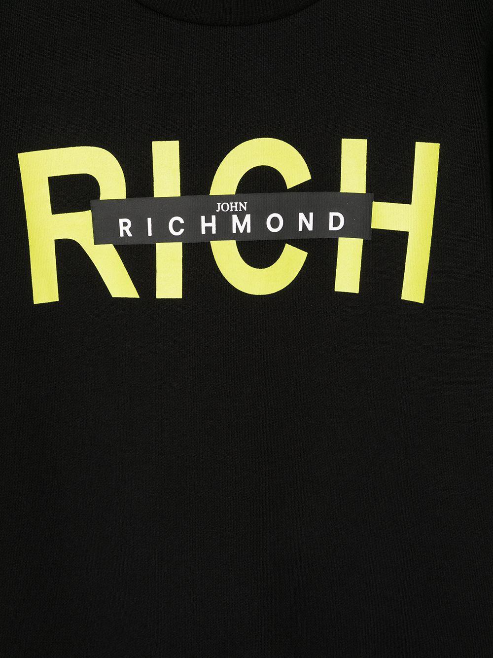 john richmond | Sweatshirt | RBA20176FEJMW4270T