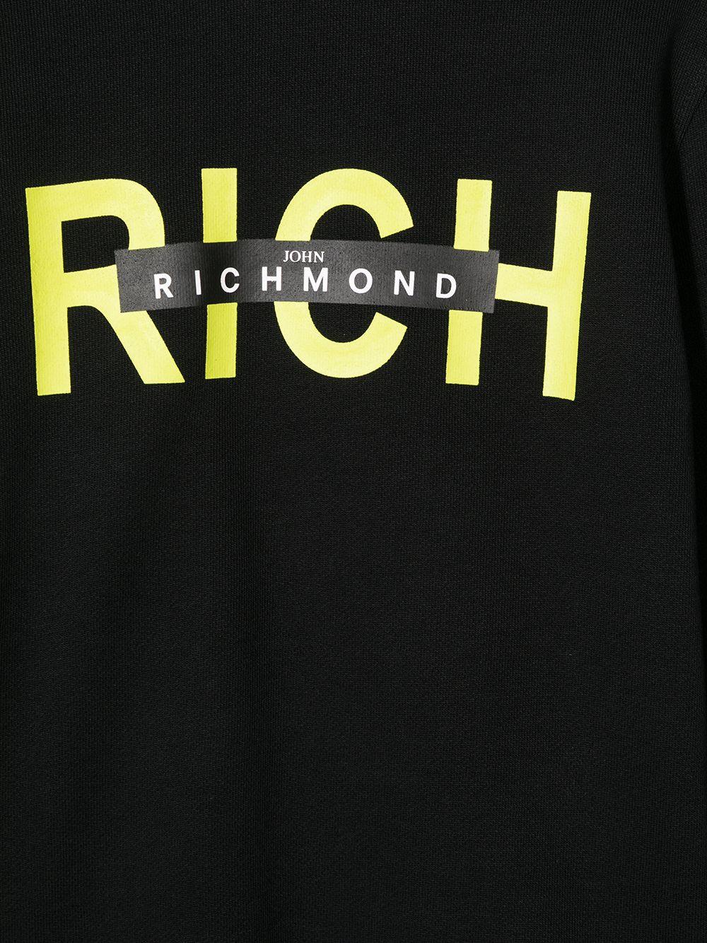 john richmond | Felpa | RBA20176FEJMW4270