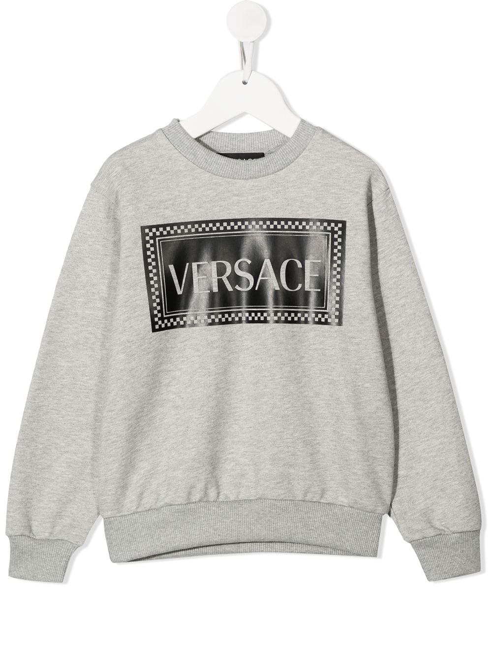 felpa stampa logo young versace young versace | Felpa | YD000192YA00078A7894