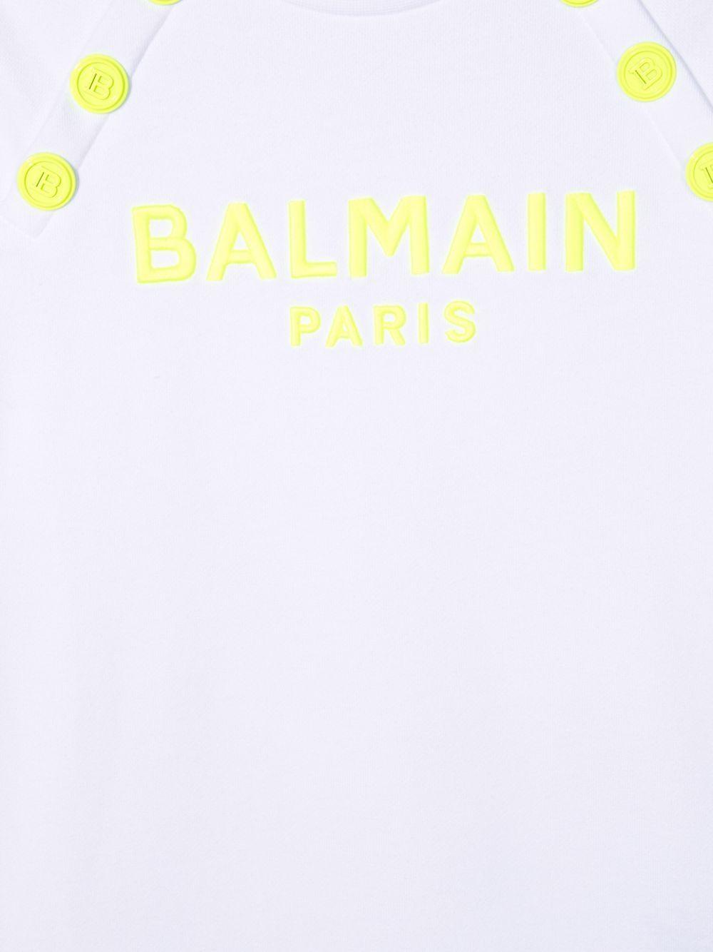 Balmain | Felpa | 6P4050F0015100T