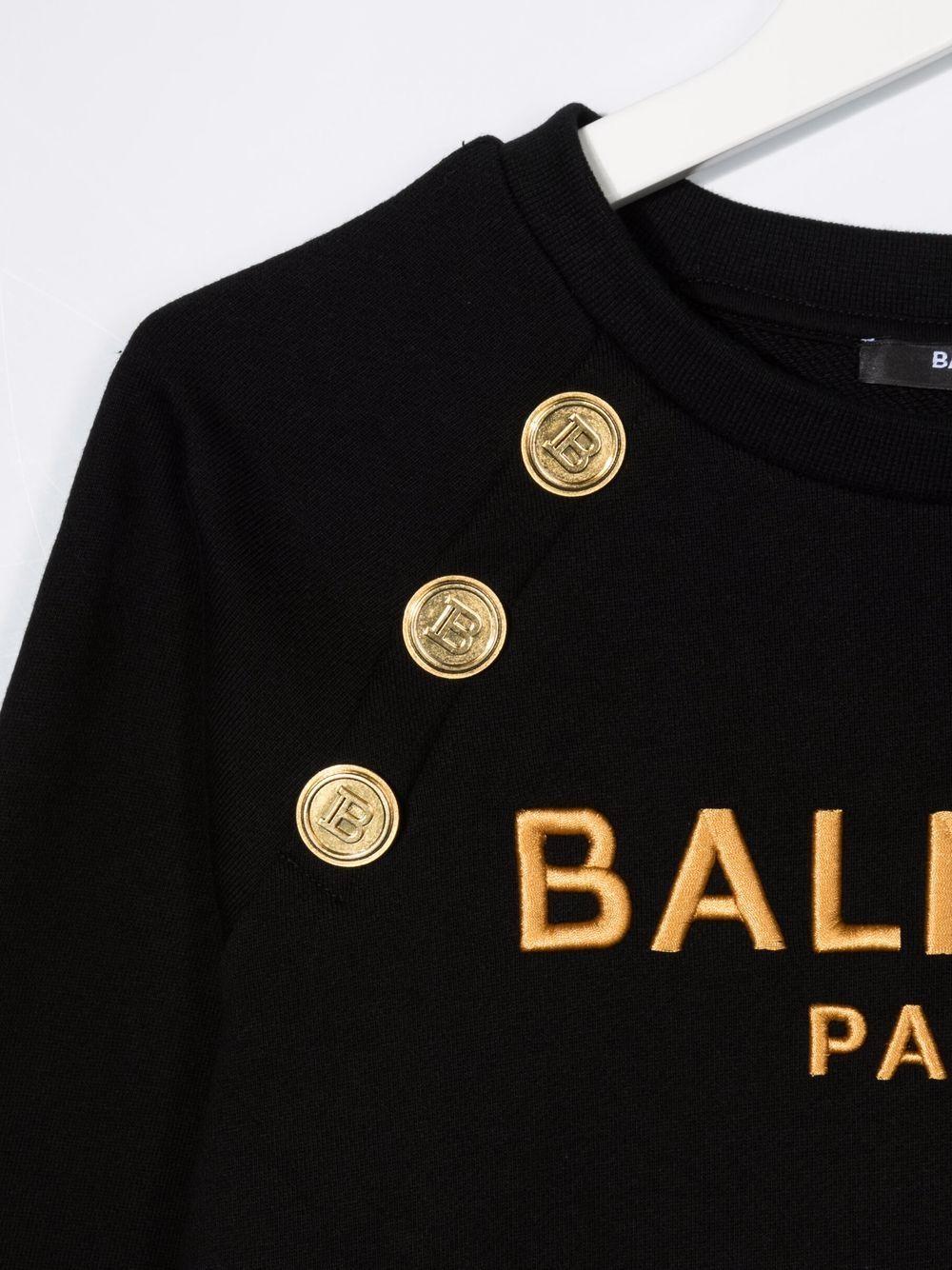 Balmain   Sweatshirt   6P4050F0015930ORT