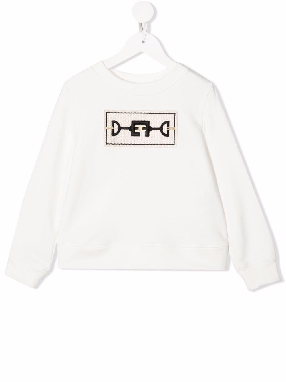 ELISABETTA FRANCHI   Sweatshirt   EFFE88FE156YE0050004
