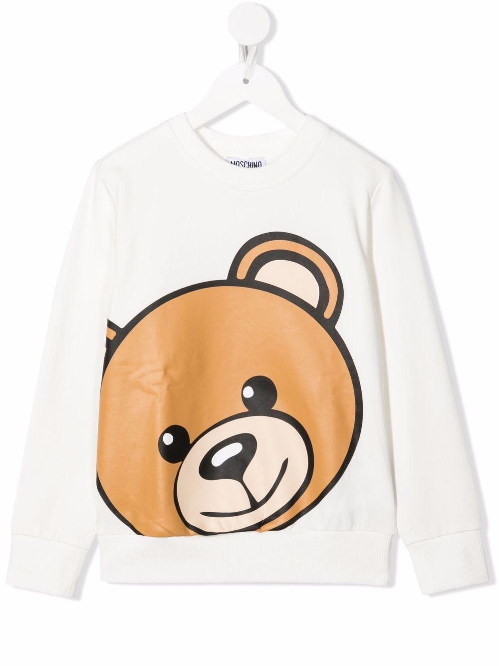 MOSCHINO KIDS | Sweatshirt | H6F039LDA1610063