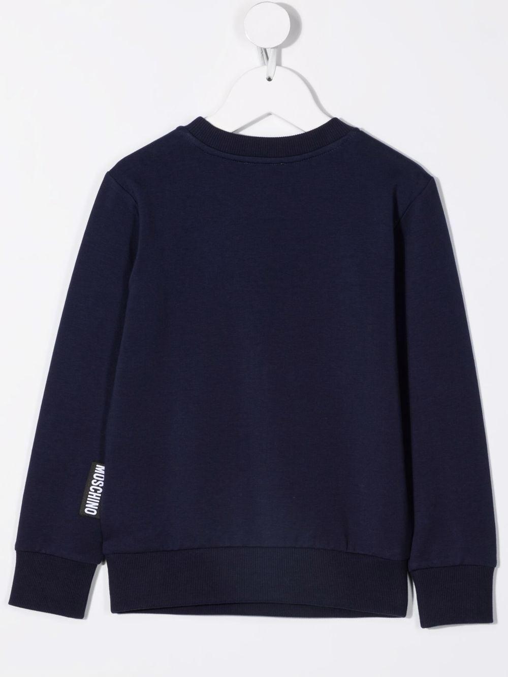 MOSCHINO KIDS   Sweatshirt   H6F039LDA1640016