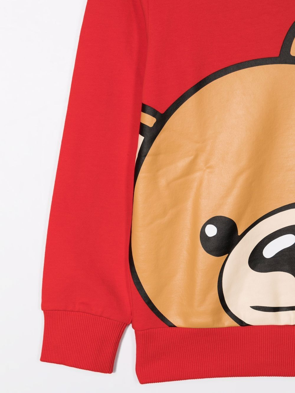 MOSCHINO KIDS | Sweatshirt | H6F039LDA1650109