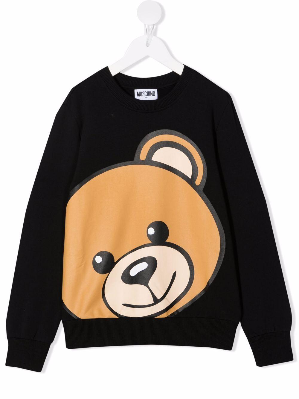 MOSCHINO KIDS | Sweatshirt | H6F039LDA1660100