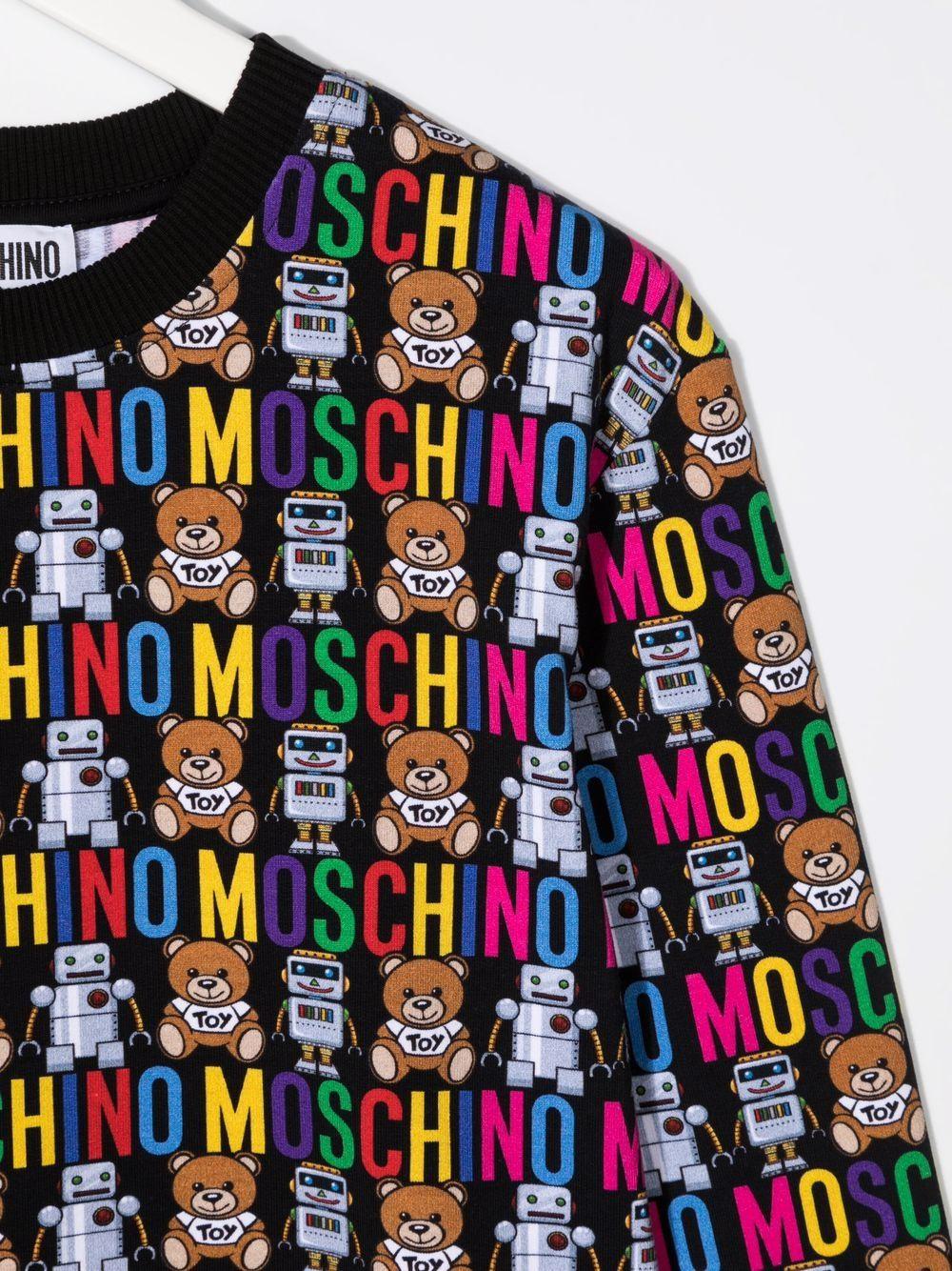 MOSCHINO KIDS | Sweatshirt | HQF02ZLDB6580964