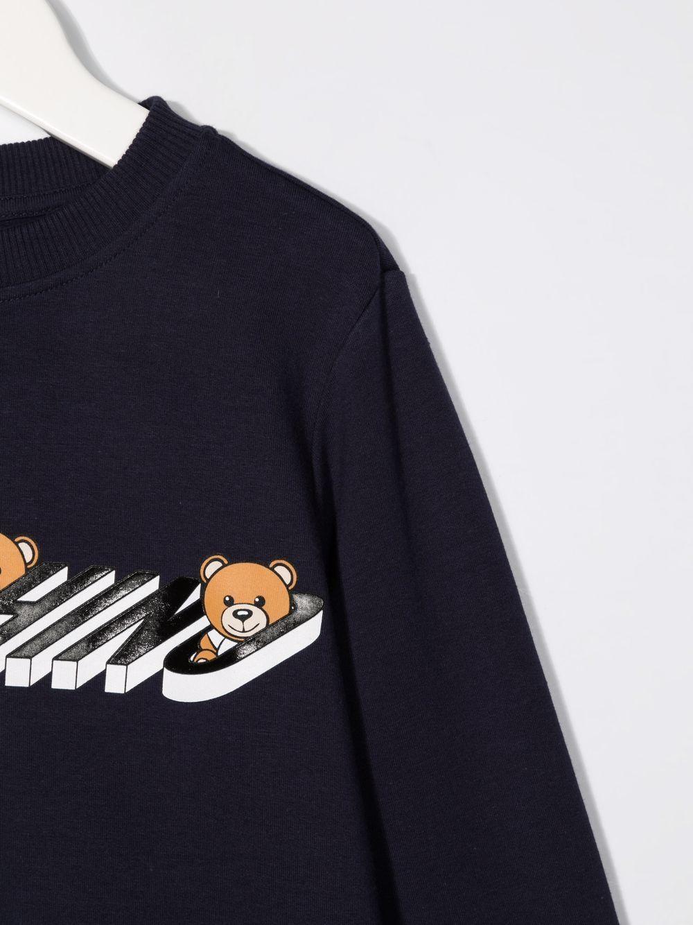 MOSCHINO KIDS | Sweatshirt | HUF05LLDA1840016