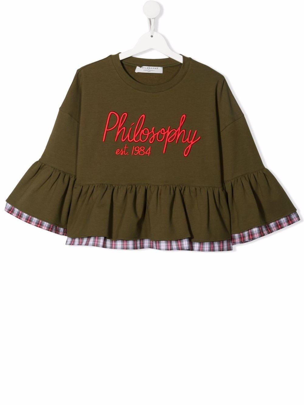 philosophy kids Philosofy kids   Felpa   PJFE59FE147YP0341034T