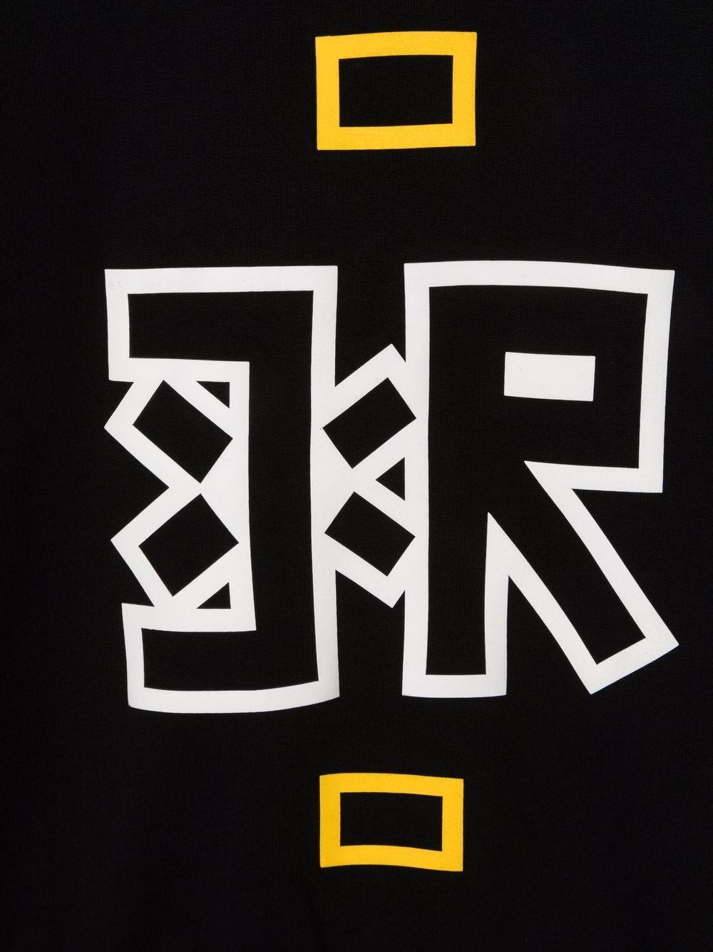 john richmond felpa con logo pilar john richmond | Felpa | RBA21026FEW0148T