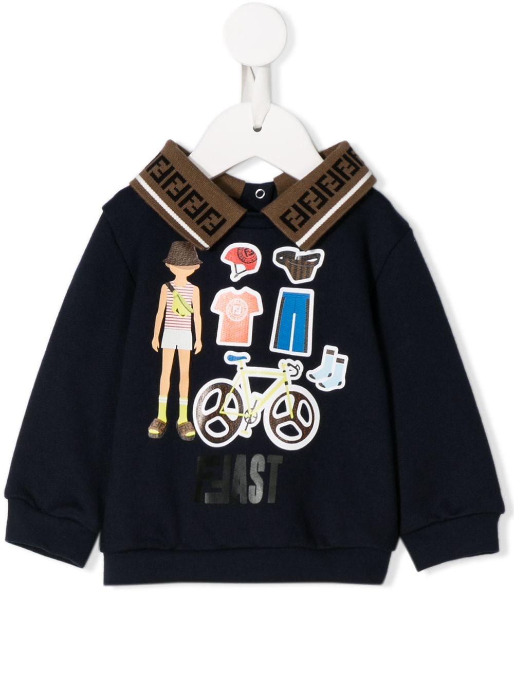 FENDI | Sweatshirt | BMH0635V0F0QB0