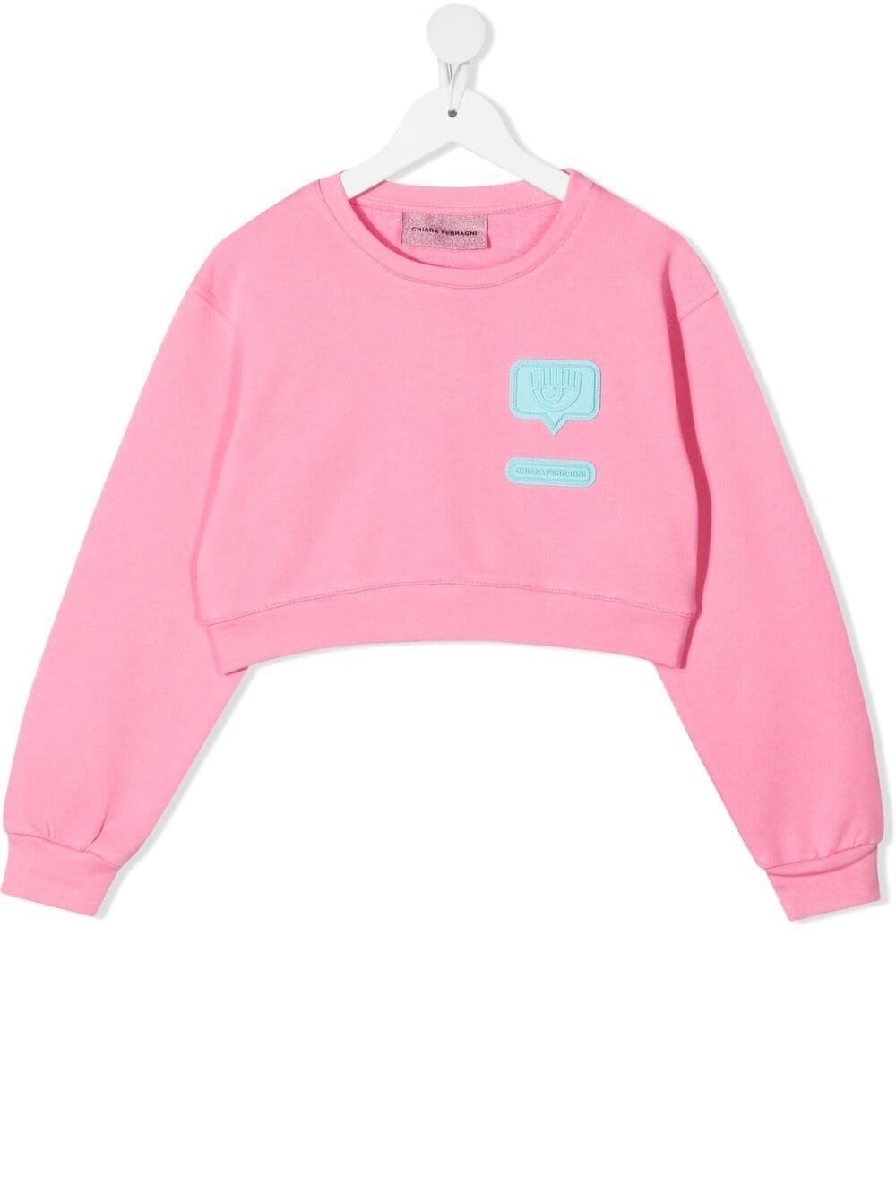 CHIARA FERRAGNI | Sweatshirt | CFKF057PN