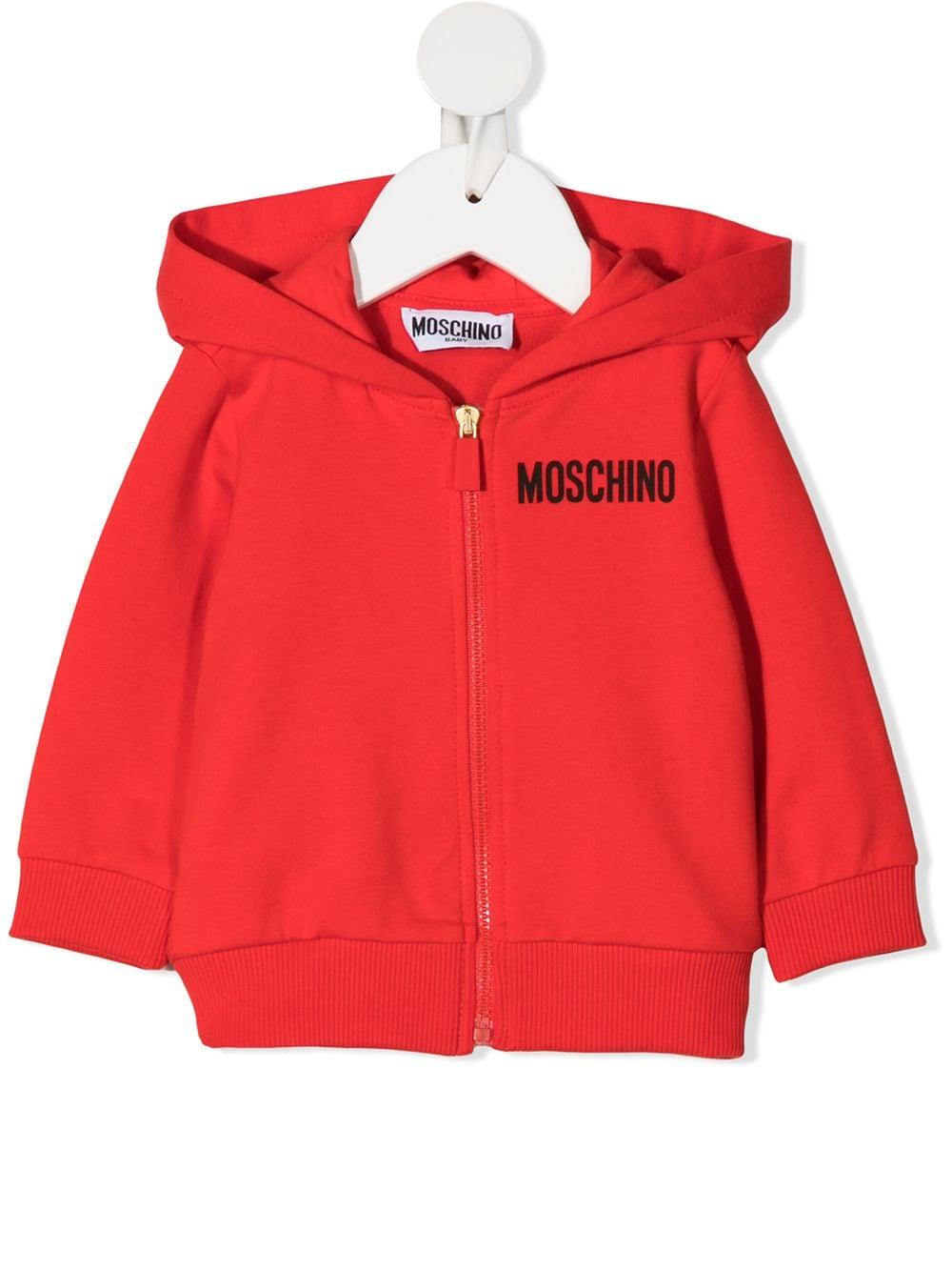 felpa moschino baby MOSCHINO KIDS | Felpa | M5F00QLDA1250109
